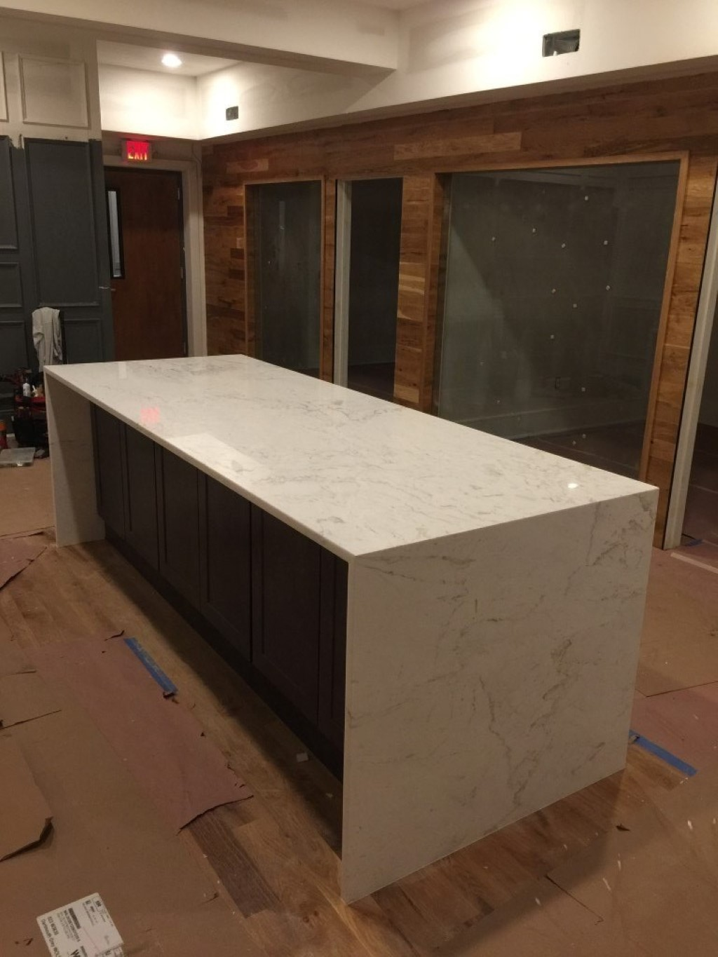 ... Elizabeth New Jersey Kitchen Marble Countertop Project ...