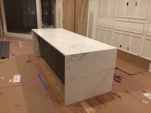 New Jersey Kitchen Counter Project