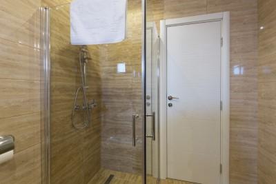 Shower tile from Kennedy Tile & Marble