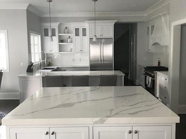 New Kitchen Quartz Kitchen Counters on RT 17 in Paramus NJ