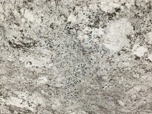 Alaskan White granite reliance